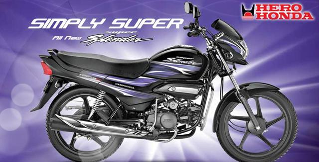 New Hero Honda Super Splendor Specs Features Colours