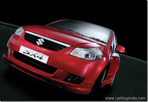 Maruti Suzuki SX4 Diesel India Vs SX4 Petrol – Specifications And Price