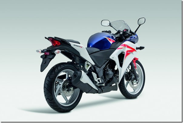 Honda CBR250 India Launch In April 2011 – Detailed Specifications Features & Price