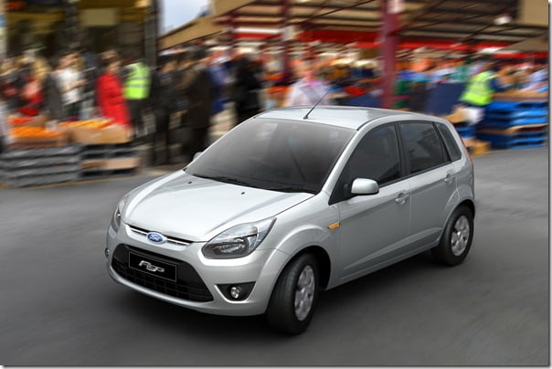Ford Figo Becomes 5th Best Selling Car – Replaces Tata Indica