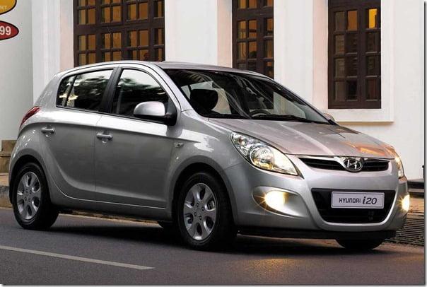 Hyundai i20 AVN system