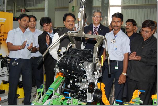 GM-talegaon-plant-innaugaurations