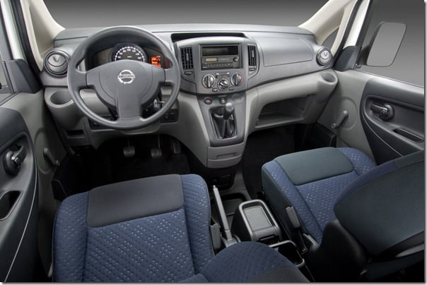 Nissan NV200 MPV India Launch Expected – Specification, Features & Price