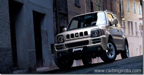 Suzuki Jimmy mini SUV (1)