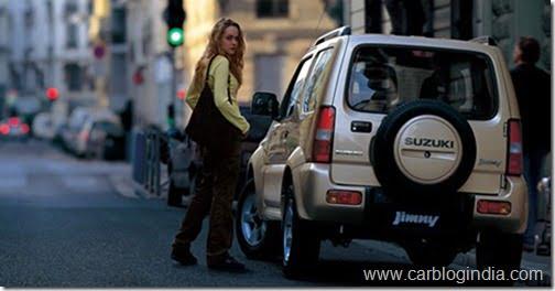 Suzuki Jimmy mini SUV (8)