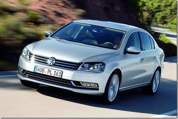 Facelifted Volkswagen Passat & Jetta India Launch In 2011