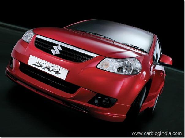 Maruti SX4 Celebration Drive In Goa on 19 Dec 2010 – Details