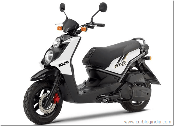 Yamaha Gearless Scooters In India