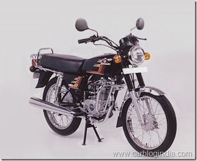 Bajaj Boxer Bike