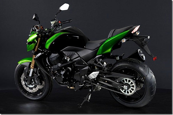 Kawasaki Z750R Indian Launch – Specifications Features Pictures Colors & Price In India