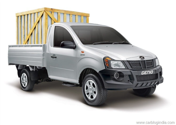Mahindra Genio Small Pickup Truck Price Features Specs Details