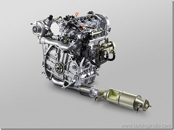 Honda CRV And Accord Diesel Engine Variants To Fight Competition