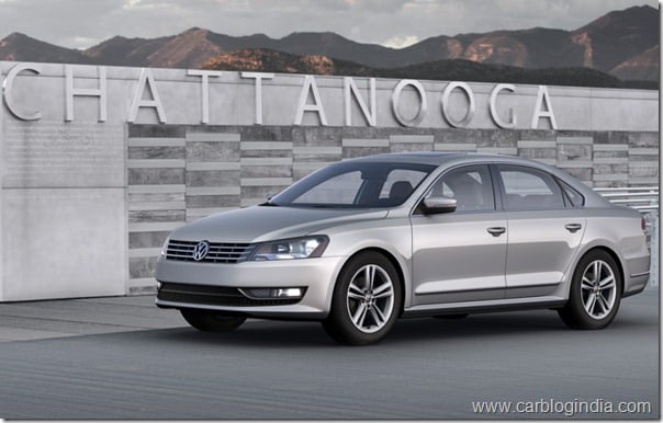 Volkswagen Passat 2011 Official Launch In USA–Specifications Features Pictures Price