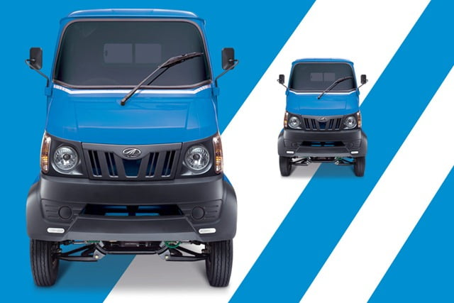 Mahindra Gio Compact Truck