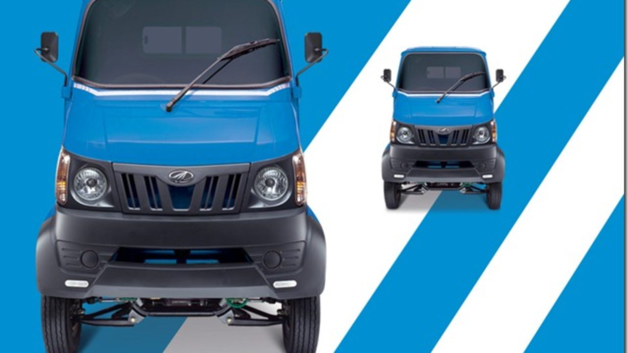 Mahindra Maxximo Passenger Cab Gio Launched Price Details