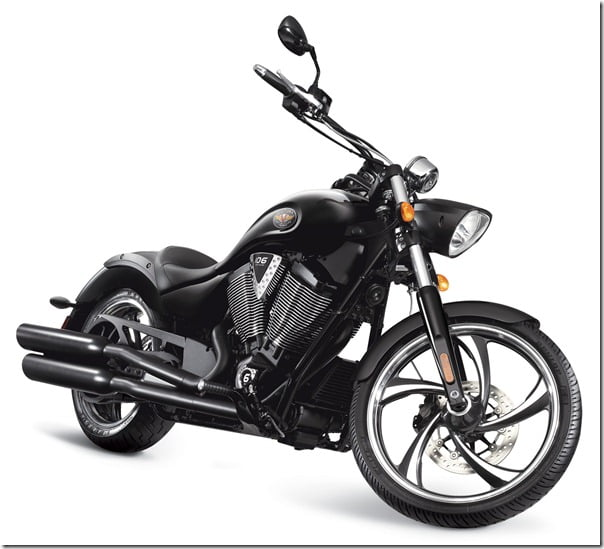 Victory Motorcycles, Harley Davidson Competitor Coming In 2012