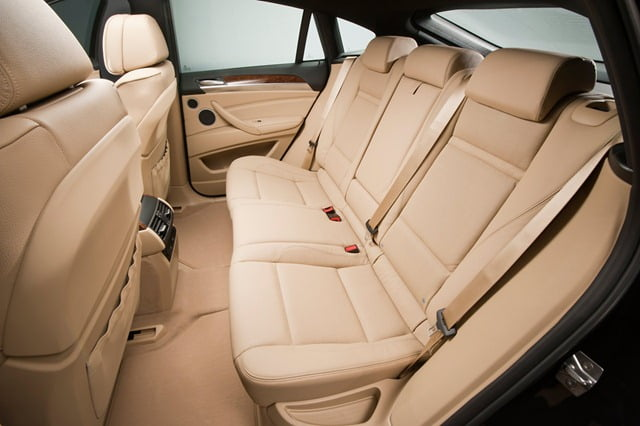 5th Seat Added To Bmw X6 Suv To Increase Seating Capacity