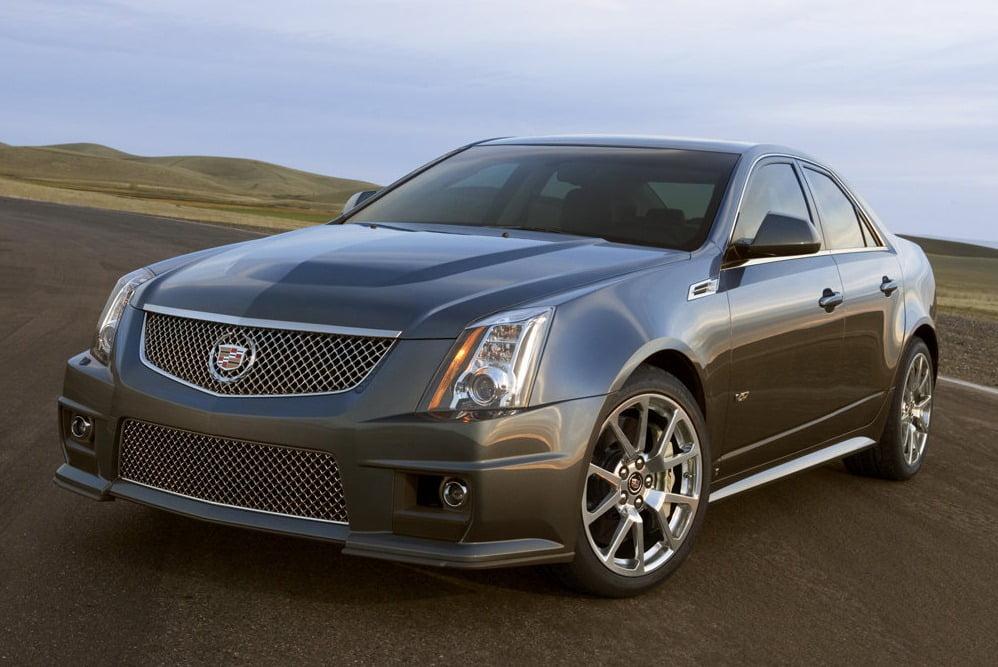 Cadillac Cts V Luxury Sedan India Launch In 2012