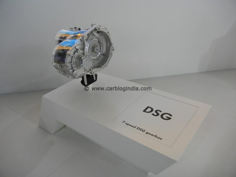 Volkswagen Bluemotion Technology – DSG Gearbox And More