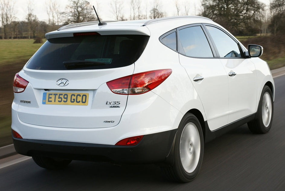 Hyundai Ix35 Tucson Suv 2011 India Details Features Price