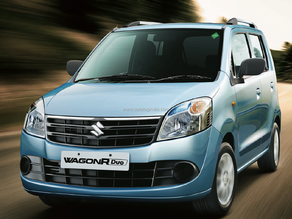 Maruti Wagon R Duo 2011 With Lpg Launched Details Price