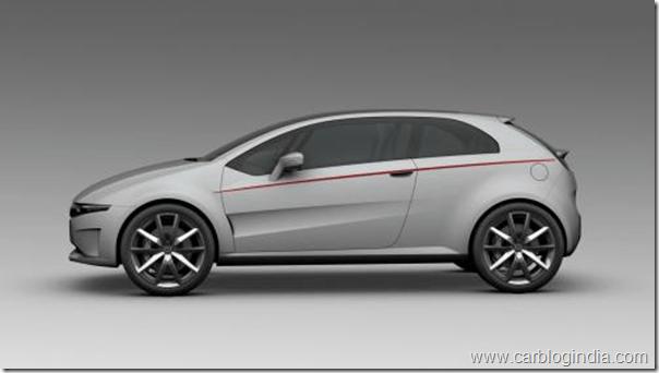Next Generation Volkswagen Polo & Scirocco Pictures