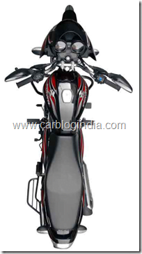 bajaj-discover-100-top-view