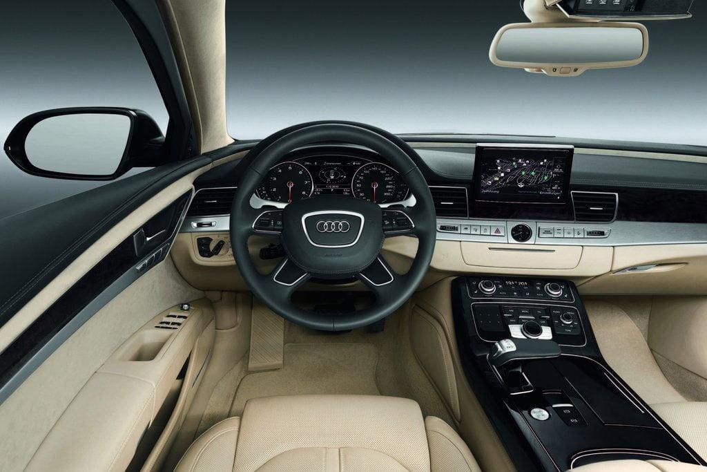 Audi A8 Security Bullet Proof Car Details