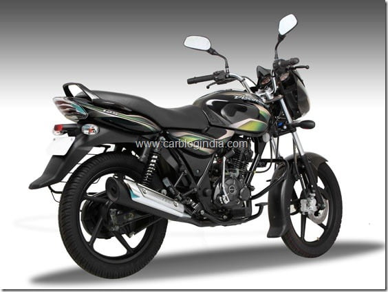 Bajaj Discover 125 New Model 2011 Price In India and Details