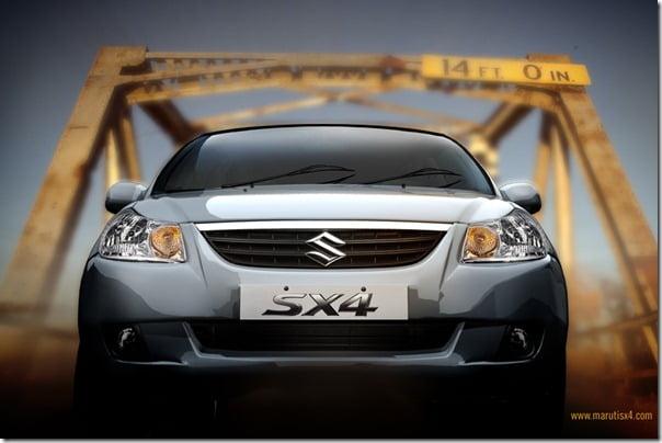 Maruti SX4 Diesel Selling Like Hot Cakes ! 5000 Bookings Crossed