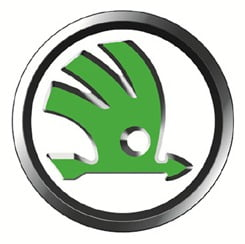 Skoda New Official Logo Unveiled At Geneva Motor Show 2011