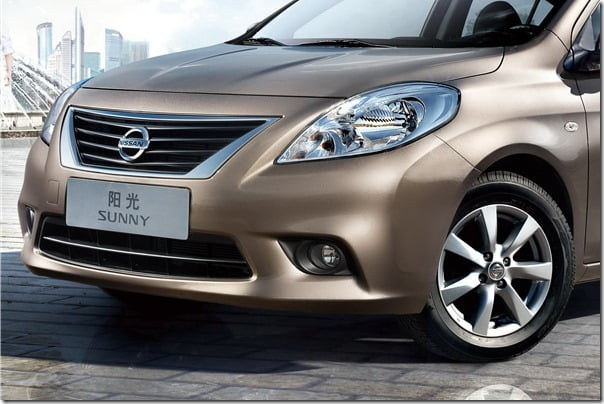 Nissan To Launch Sunny Sedan In 2011- MPV By 2012