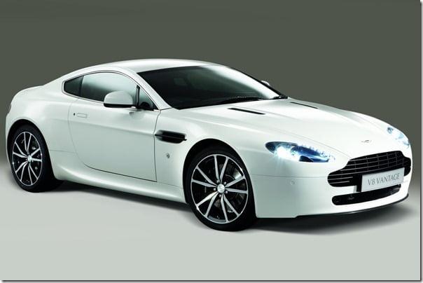 Aston Martin Official Car Price In India