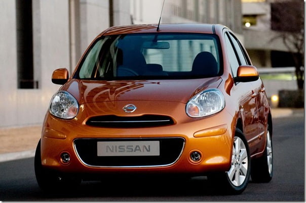 Nissan Micra Price Hike