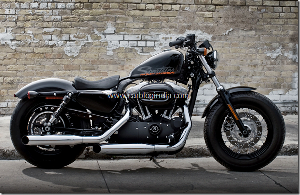 Harley Davidson Forty Eight Launched In India- Price and Details