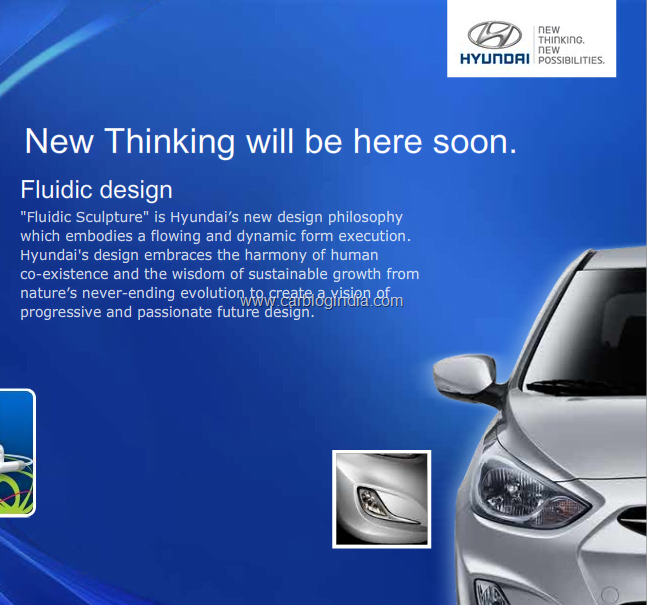 Launch Date of Hyundai Verna RB 2011 New Model is 11 May 2011