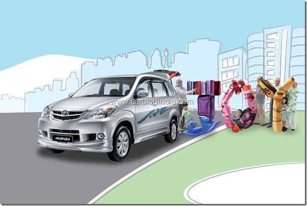 Toyota Avanza MPV May Come To India In Late 2011 or Early 2012