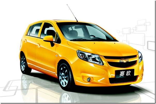 Chevrolet Sail Small Car And Sedan Model India Launch Expected- Specifications Features & Price