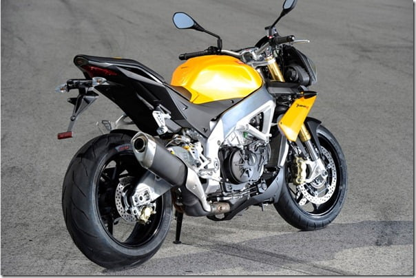Aprilia Tuono V4R 1000CC Superbike India Launch Soon–Detailed Specifications Features & Price