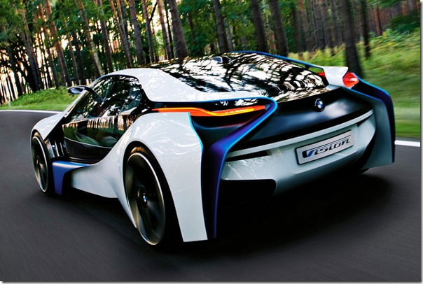 BMW Vision Efficientdynamics1