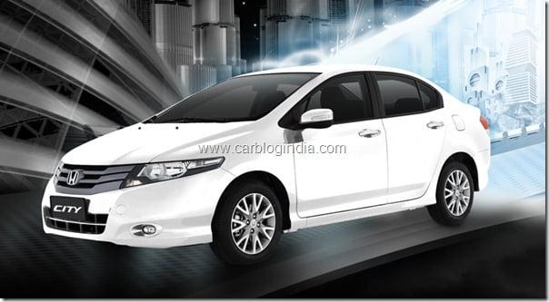 Honda-City-White