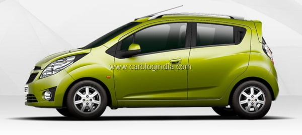 Chevrolet Beat To Be Lowest Priced Diesel Hatchback In India?