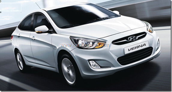 Hyundai Verna Fluidic Gets 5000 Bookings in 5 Days of Launch !