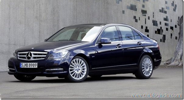 mercedes-benz-c-class-2012-india