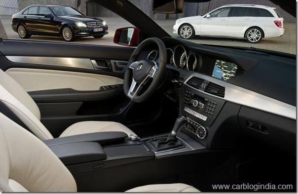 mercedes-benz-c-class-2012-interiors