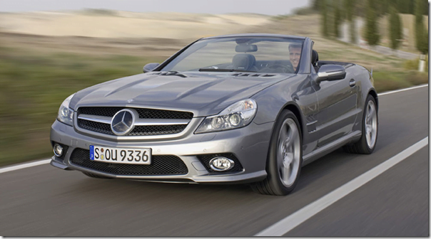 Mercedes Benz SL350 and GL500 Price In India-Details and Specs