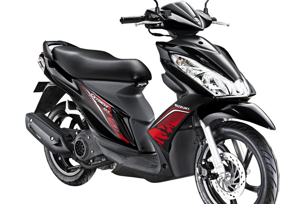 Suzuki Gearless Bikes In India