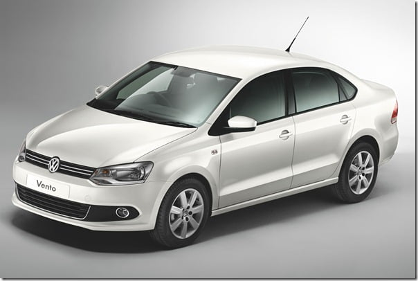 Volkswagen Vento Diesel Comfortline Launched In India