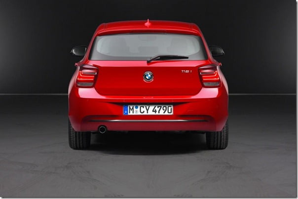 BMW 1 Series Official Picture (2)