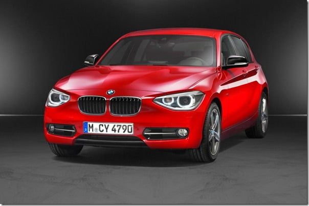 BMW 1 Series Official Picture (3)